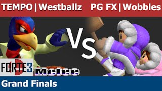 Forte 3 Grand Finals – Wobbles vs. Westballz VOD