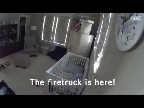 The Firetruck is Here