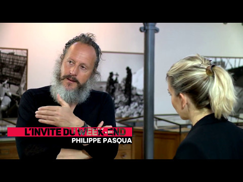 Weekend guest: Philippe Pasqua