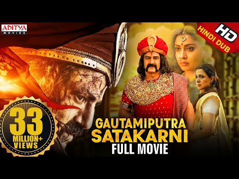 Gautamiputra Satakarni New Released Hindi Dubbed Movie   Balakrishna, Shriya Saran, Hema Malini