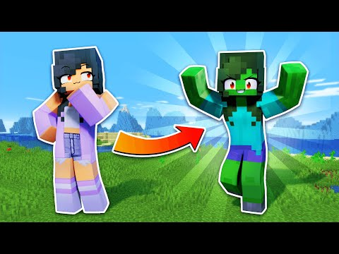 Minecraft But I CONTROL ALL THE MOBS!