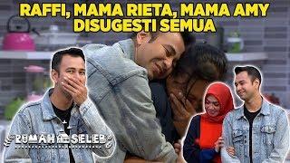 Video KOMPLIT! MAMA RIETA, MAMA AMY, RAFFI SEMUA DISUGESTI SAMA FERDIANS - Rumah Seleb (2/8) MP3, 3GP, MP4, WEBM, AVI, FLV Agustus 2019