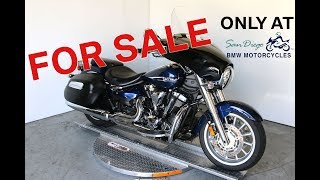 7. 2014 Yamaha Roadliner S FOR SALE at San Diego BMW Motorcycles!
