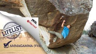 Grampians Australia  city pictures gallery : BIG 4 - Ammagamma (V13) - Grampians, Australia