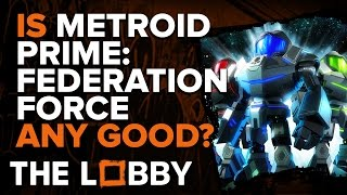 Is Metroid Prime: Federation Force Any Good? - The Lobby by GameSpot