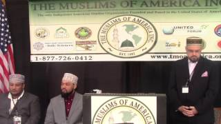 Binghamton (NY) United States  city photos : Part 2 - The Muslims of America Hold Press Conference in Binghamton, NY - April 7, 2016