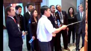 World Peace Gong to The Lao PDR Ceremony Extra Coverage Part 3of7