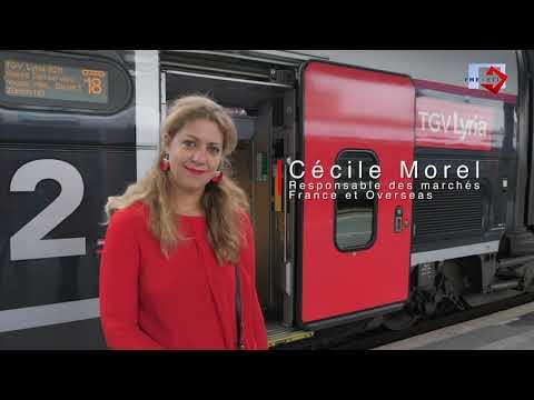 TGV LYRIA - Le train entre la France et la Suisse