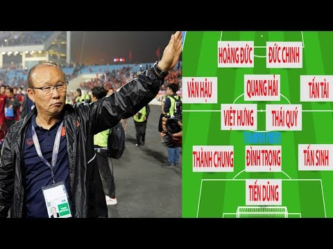 Đây là CHIẾN THUẬT THẦY PARK giúp U23 Việt Nam THẮNG U23 Thái Lan - Thời lượng: 108 giây.