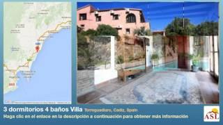 Torreguadiaro Spain  city images : 3 dormitorios 4 baños Villa se Vende en Torreguadiaro, Cadiz, Spain