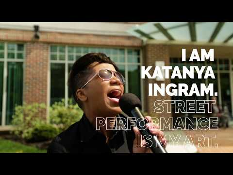 Artist Profile Video: KaTanya Ingram