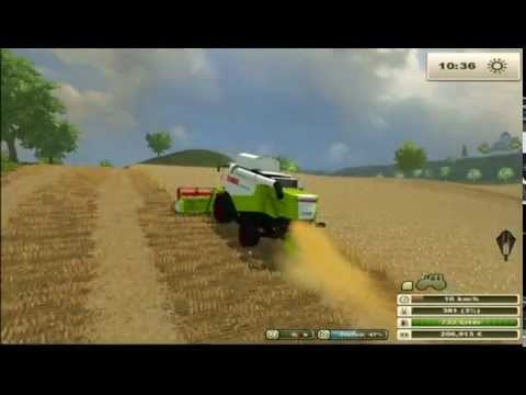 Lexion 550 v3.3 MR
