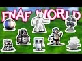 Scott Cawthon All Trophies Endings ep 14 Fnaf World : H