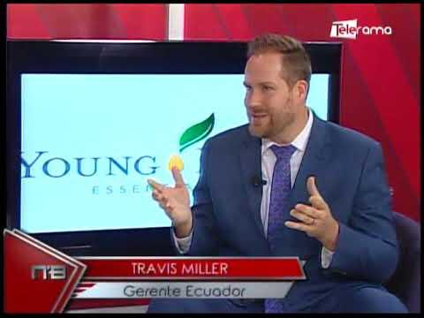 Young Living Essential Oils inaugura nuevo centro de experiencias