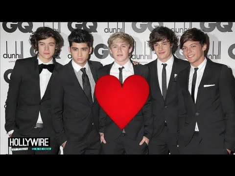 One Direction's Valentines Day Relationship Status – UPDATE!