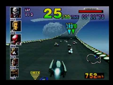 F-Zero X: Death Cup