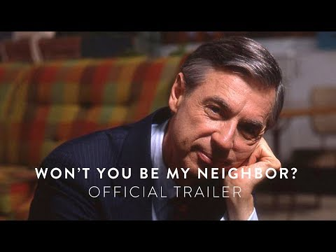 WON'T YOU BE MY NEIGHBOR? – Official Trailer [HD]
