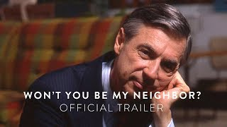 Video WON'T YOU BE MY NEIGHBOR? - Official Trailer [HD] - In Select Theaters June 8 MP3, 3GP, MP4, WEBM, AVI, FLV Maret 2018