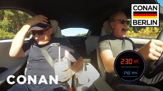 Video Conan's Fast & Furious Autobahn Adventure  - CONAN on TBS MP3, 3GP, MP4, WEBM, AVI, FLV Desember 2018