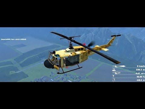 Bell UH1D v2.1 AGRAR