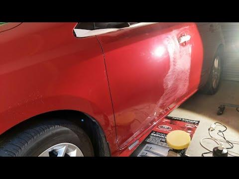 D.I.Y. Removing Orange Peel & Polishing at Home