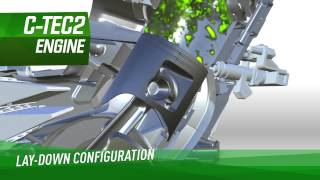 9. ZR Engines 2014 Arctic Cat