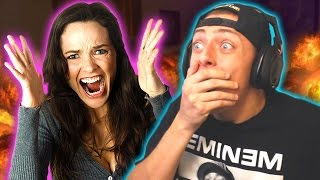 Mom Voice Impression VS Real Moms on Xbox Live! (TRIGGERED)