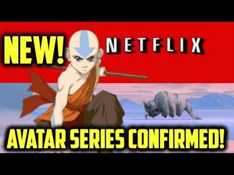 New Avatar Netflix Series Confirmed! Not A Joke! Avatar: The Last Airbender Live Action Series!