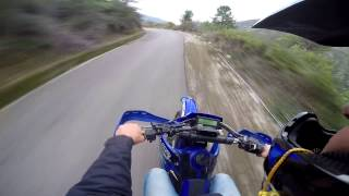 2. Yamaha WRF 450 2006| THIS BIKE IS A BEAST