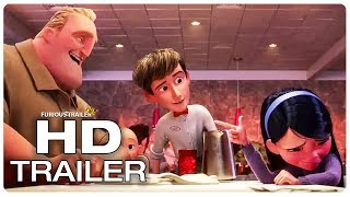 Video INCREDIBLES 2 Violet Introduces Her Boyfriend To Family Trailer (NEW 2018) Superhero Movie HD MP3, 3GP, MP4, WEBM, AVI, FLV Juni 2018