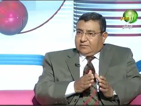 د. احمد الخولى وحوار حول التنمية الزراعية المستدامة فى المناطق الصحراوية