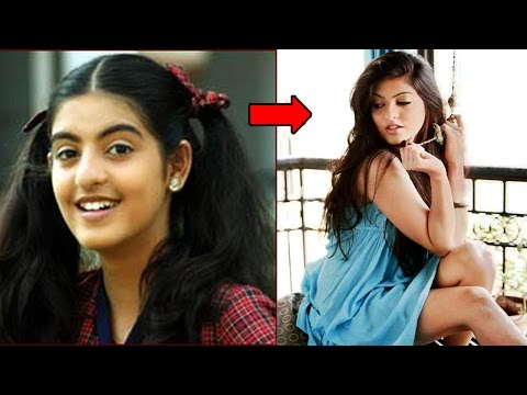 Top 10 Indian Child Celebrities Who Became Hot