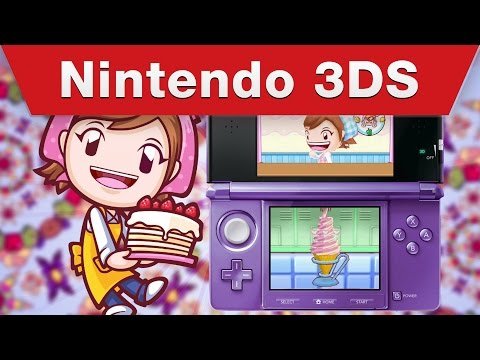 Cooking Mama 5: Bon Appetit! (3DS)