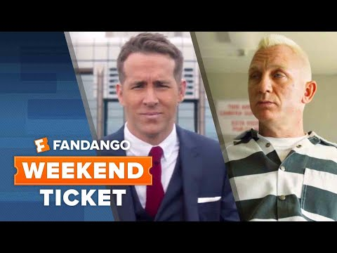 Now In Theaters: The Hitman's Bodyguard, Logan Lucky, Patti Cake$ | Weekend Ticket