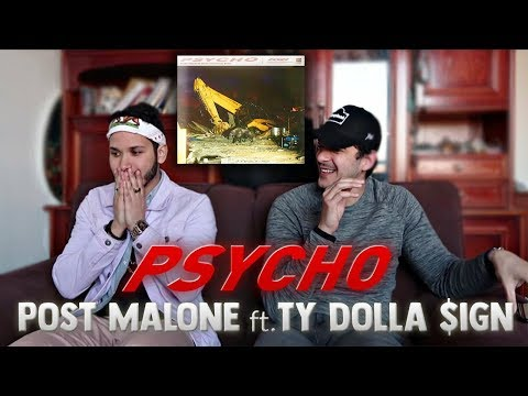Video Post Malone - Psycho feat Ty Dolla Sign (Première Ecoute) download in MP3, 3GP, MP4, WEBM, AVI, FLV January 2017
