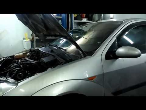 замена тросика кпп форд фокус 1
