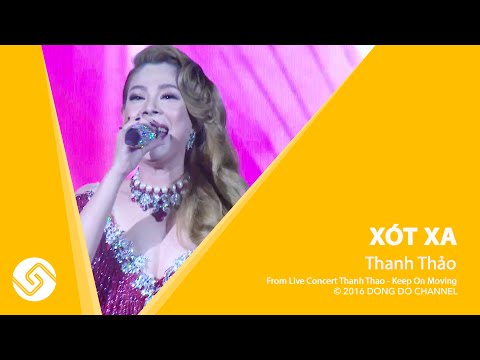 Xót Xa Remix - Thanh Thảo - Liveshow Keep On Moving
