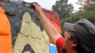 Una senda de murales que aportará belleza y oportunidades educativas