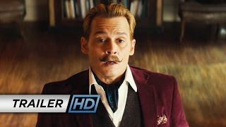 Nonton Mortdecai  2015 Movie   Johnny Depp      Official Final Trailer Film Subtitle Indonesia Streaming Movie Download