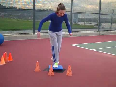 sveto's tennis  footwork drills