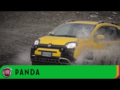 Challenge the Trail with the New FIAT Panda Cross