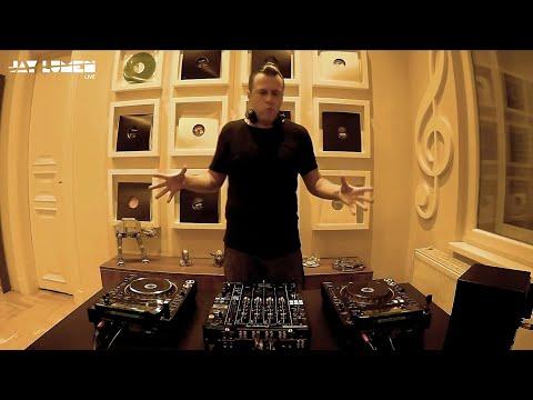 Jay Lumen live Isolation DJ set at home (week 02)