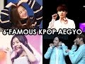 6 Famous Kpop Aegyo You Should Know (Cute Act)