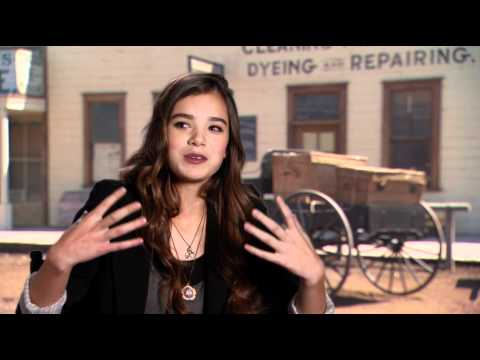 Hailee Steinfeld In Her First Big Role As Mattie Ross In True Grit