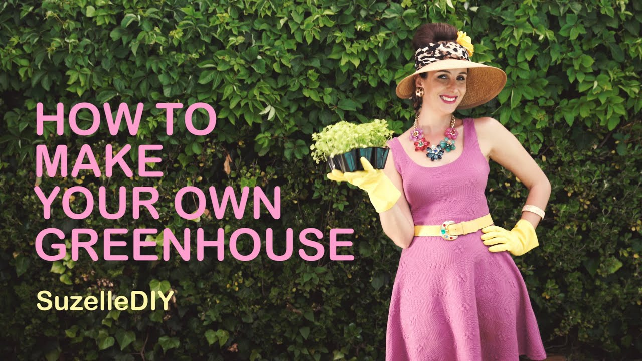 How to make your own Greenhouse-graphic