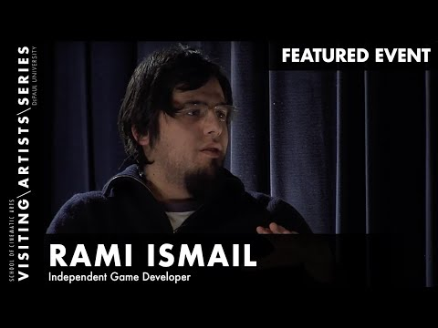 Rami Ismail of Vlambeer, Independent Game Developer