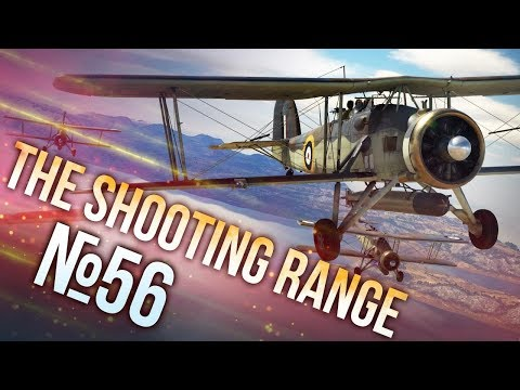 War Thunder: The Shooting Range | Episode 56