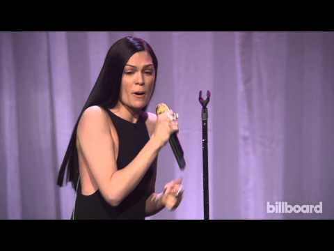Billboard Women in Music: Jessie J Performs 'Masterpiece'