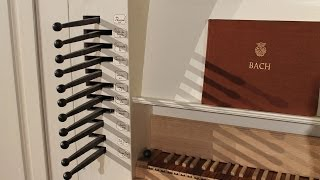 Cegled Hungary  city photos : The new Bach- organ of AerisOrgona Kft. in Cegléd, Hungary