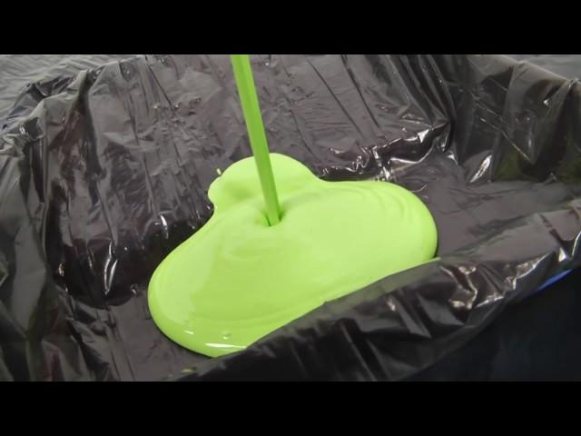 Śnieżka Satynowa  właściwe przygotowanie farby przed malowaniem